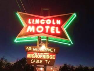 Lincoln motel Chandler, Oklahoma
