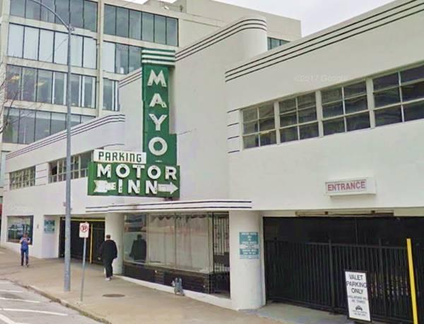Mayo Motor Inn Tulsa OK Route 66