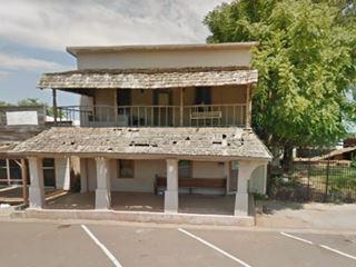 Old Boggs Hotel Sayre Oklahoma