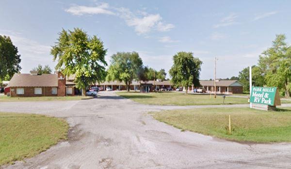 U.S. 66 Park Hills Motel, Vinita