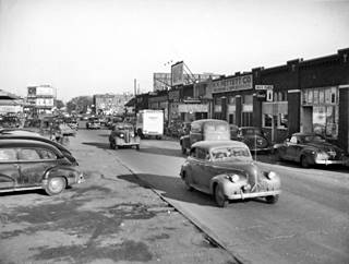 Red Fork 1940s photo Tulsa Oklahoma Route 66