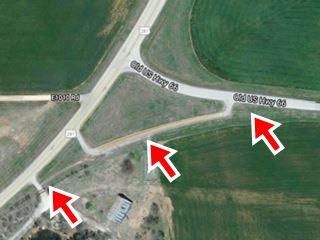Relict Road satellite view