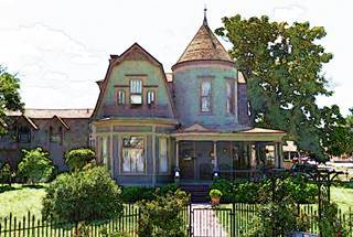 William and Magdalen Goff House, El Reno