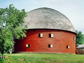 Round Barn, Arcadia