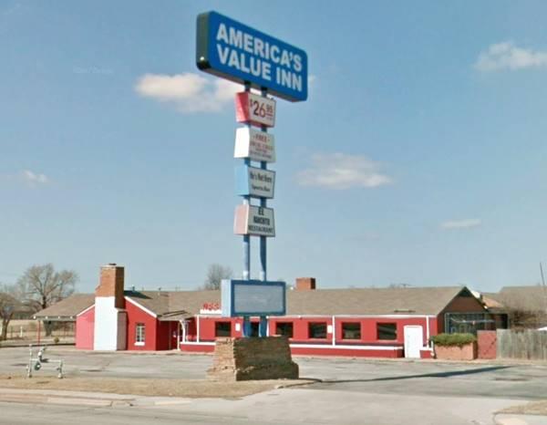 Saratoga Motor Hotel nowadays Tulsa OK Route 66