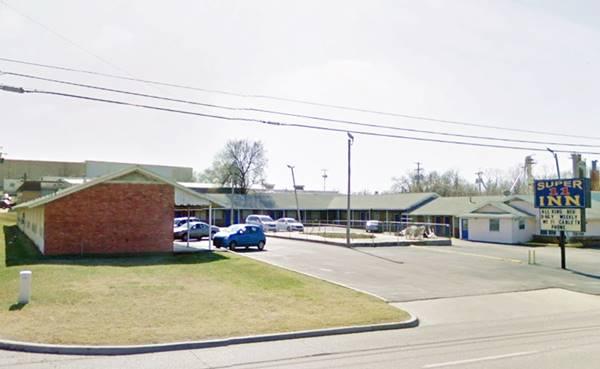 Sheridan Hills Motel current appearance Tulsa OK Route 66