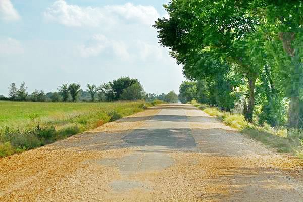 Ribbon Road, Oklahoma