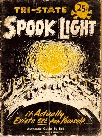 Spook Light, a 1955 booklet cover
