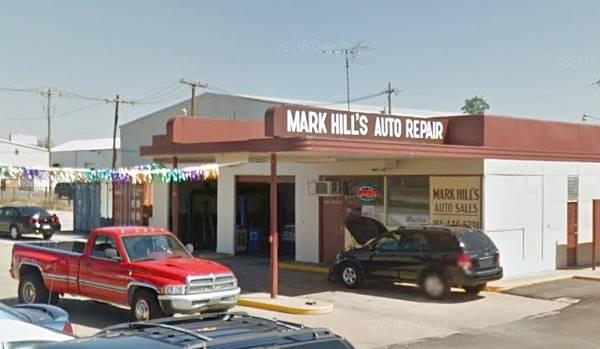 Old Texaco RedFork Tulsa OK Route 66