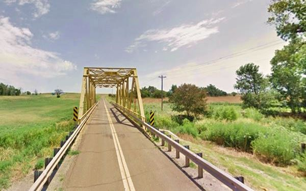 Timber Creek Bridge, Elk City, Oklahoma Route 66