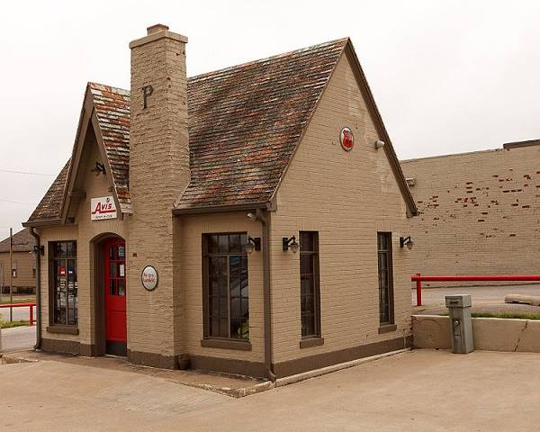 Vickery Phillips 66 Service Station