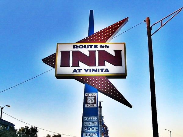 Inn in Vinita, Oklahoma