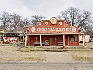 Western Trail Trading Post in Oklahoma City US66