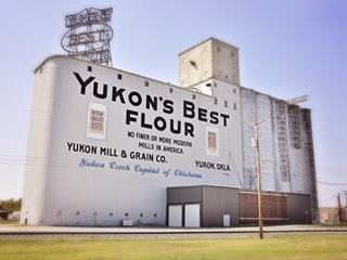 Yukon Mill and Grain Co. Yukon, Oklahoma