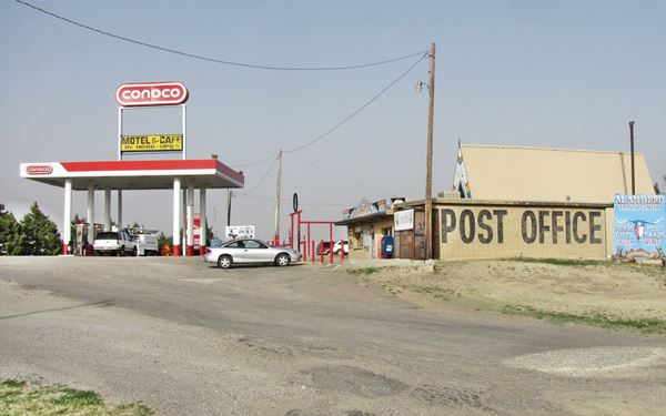Post Office in Alanreed, TX