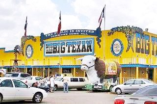 Big Texan Steak House