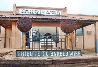 Devil's Rope Museum in McLean, TX