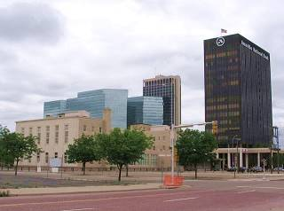 Downtown, Amarillo