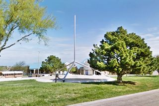 Helium Monument, Amarillo