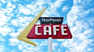 Midpoint Cafe, Adrian TX