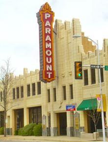 Paramount Theatre, Amarillo