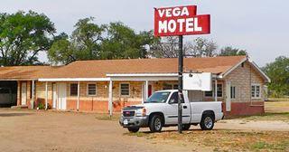 Vega Motel, Vega Texas