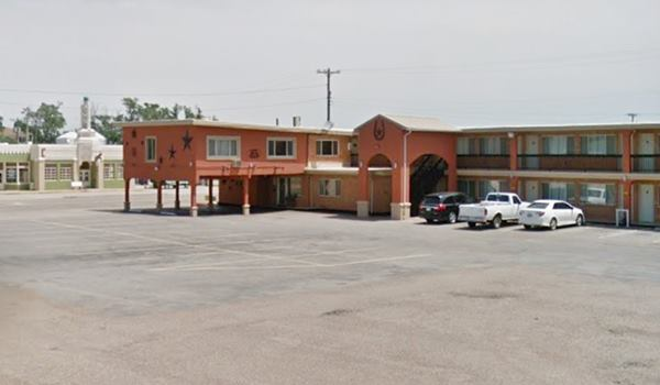 Western Motel in Shamrock